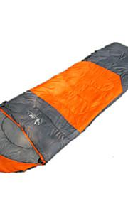 Sleeping Bag Rectangular Bag Single 10 Hollow Cotton 400g 180X30 Hiking / Camping / Traveling / Outdoor / IndoorWaterproof /