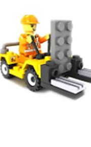 para presente Blocos de Construir Modelo e Blocos de Construção ABS 5 a 7 Anos Brinquedos