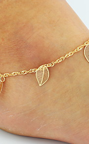 Anklet/Bracelet Shape Feature Material Material Shown Color Women's Jewelry Quantity