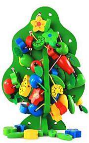Verlicht stress / Educatief speelgoed Origineel speelgoed Speeltjes Noviteit Vierkant Hout Regenboog Voor jongens / Voor meisjes