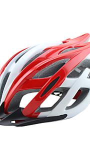 Dame / Herre / Unisex Bike Hjelm 25 Ventiler Sykling Sykling / Fjellsykling / Veisykling / Fritidssykling En størrelse PC / EPSGul / Rød