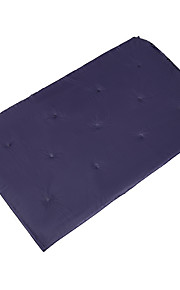 Dobrze wentylowanym Pad Picnic Dark Green / Dark Blue Kemping PVC