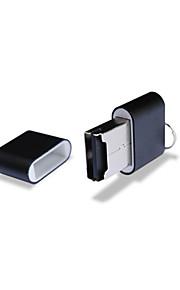 2 in 1 usb 3.0 sdhc sdxc micro sd-kaartlezer sd / microsd / tf trans-flash card USB3.0 adapter