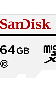 SanDisk 64GB micro sd kaart TF-kaart geheugenkaart class10 hoge duurzaamheid videobewaking kaart