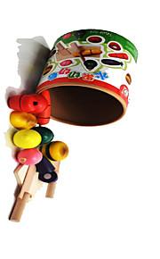 Doen alsof-spelletjes Ontspannende hobby's Noviteit Cilindrisch Kunststof Regenboog Voor jongens Voor meisjes