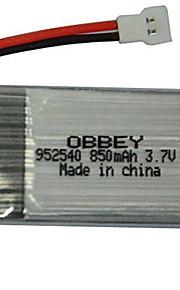 Generell Generell RC Batteri RC Quadcopters Grå Metall / Plast 1 st.