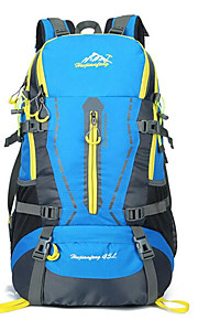 45 L mochila Paquetes de Mochilas de Camping Ciclismo Mochila Acampada y Senderismo Escalar Deportes de ocio CiclismoAl Aire Libre