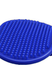Dog Cleaning Brush / Baths Pet Grooming Supplies Massage Blue Plastic