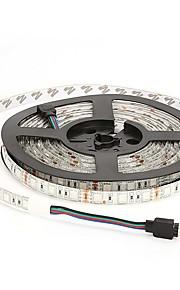 KWB 5m-5050-300-rgb med 44key ledet stripe lys kit vanntett