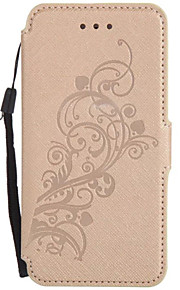 For Card Holder with Stand Flip Case Full Body Case The or Chid Hard PU Leather for Apple iPhone 7 Plus iPhone 7 iPhone 6s Plus/6 Plus iPhone5S 5