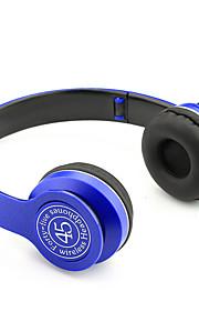 Neutral produkt P45 Høretelefoner (Pandebånd)ForMedieafspiller/Tablet Mobiltelefon ComputerWithMed Mikrofon DJ Lydstyrke Kontrol FM Radio