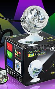 Akvaryumlar LED Aydınlatma Mavi Sarı Değişim Kırmızı Beyaz Yeşil Enerji Tasarruflu LED lamba 220V