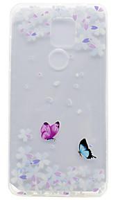 ל IMD אולטרה דק שקיפות מגן כיסוי אחורי מגן פרפר רך TPU ל Xiaomi Xiaomi Redmi 3 Xiaomi Redmi Note 4 Xiaomi Mi 5S Xiaomi Mi 5s Plus