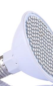 30W E27 LED-kweeklampen 200 SMD 5730 1800 lm Rood Blauw V 1 stuks
