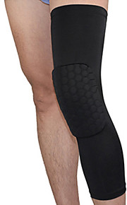 Unisex Knee Brace Adjustable Breathable Compression Stretchy Professional Basketball Fitness Badminton Running Sports Outdoor Polyester