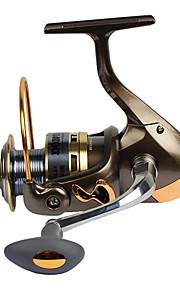 Fiskerullar Snurrande hjul 2.6:1 13 Kullager utbytbar Generellt fiske-LF2000