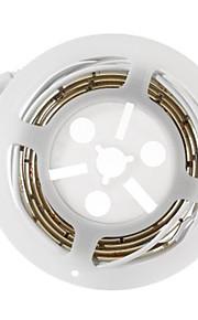 brelong Digital LED bed-iluminação kit tiras de luz sensor de movimento com sensor levou noite luz cama automática fornecimento de energia