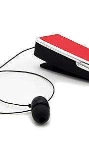 Neutral produkt 伸缩 Trådløs høretelefonForMedieafspiller/Tablet Mobiltelefon ComputerWithMed Mikrofon DJ Lydstyrke Kontrol Gaming Sport