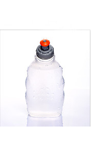 het uitvoeren van de ketel outdoor marathon fitness rit berg 250 ml glazen fles water zak