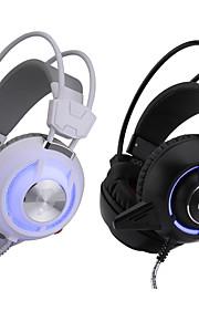 Neutral produkt F35 Høretelefoner (Pandebånd)ForMedieafspiller/Tablet Mobiltelefon ComputerWithMed Mikrofon DJ Lydstyrke Kontrol FM Radio