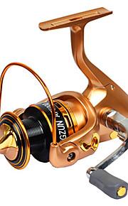 Fiskerullar Snurrande hjul 2.6:1 11 Kullager utbytbar Generellt fiske-DF GOLD