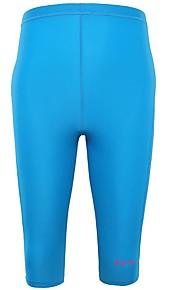BlueDive® Uniseks Szorty Stroje kąpielowe Styl Kombinezony Doły Zestawy odzieży/Garnitury Skafander nurkowyQuick Dry Ultraviolet