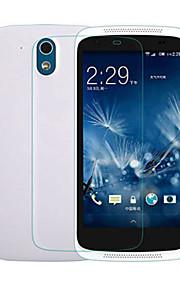 pellicola della protezione dello schermo in vetro temperato per HTC Desire 526 D526 526g