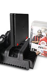 DOBE Solfjädrar och Stativ För PS4 Sony PS4 Nyhet