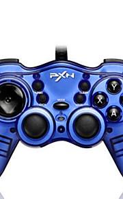 pxn®8103 trådbunden vibrations gamepad