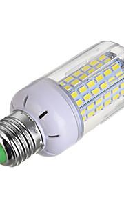 12W E26/E27 LED-maïslampen T 108 1200 lm Koel wit V 1 stuks