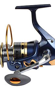 リール スピニングリール 2.6:1 13 ボールベアリング 交換可能 一般的な釣り-SF2000