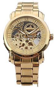 Masculino Unissex Relógio Esportivo Relógio Elegante Relógio de Moda Relógio de Pulso relógio mecânicoAutomático - da corda