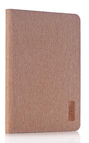 Per Con supporto Custodia Integrale Custodia Tinta unita Resistente Similpelle per Apple iPad Mini 4 iPad Mini 3/2/1