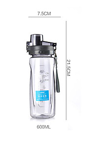 draagbare water lekvrije kopjes grote capaciteit met deksel glas longkou buitensporten fles