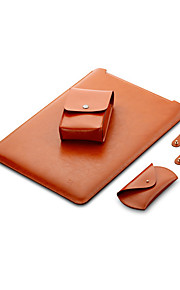 för macbook air pro 11,6 '' 13,3 '' 15,4 '' 12 '' vattentät super fiber electronics sleeves insatspåsen anteckningsbok med
