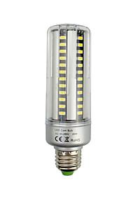 18W E27 LED-kornpærer T 78 SMD 5736 2400 lm Varm hvit Kjølig hvit Dekorativ V 1 stk.