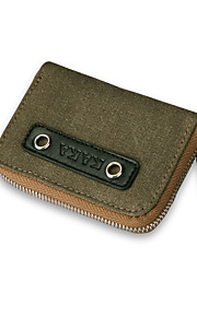 1 L Wallet Outdoor Wearable Khaki Army Green Oxford KAKA