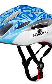 KY-005 Sports Unisex Bike Helmet 15 Vents Cycling Cycling Mountain Cycling Road Cycling Recreational Cycling Hiking Climbing PC EPSYellow Red