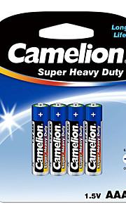 Camelion Camelion AAA Carbon Zinc Battery 1.5V 4 Pack
