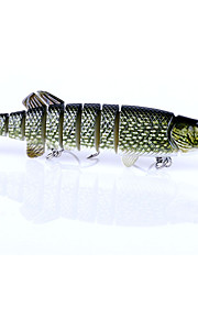 1 pcs Hard Bait Random Colors 0.02 g Ounce mm inch,Plastic General Fishing