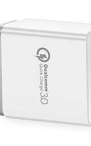 Cargador Portátil Para iPad Para Teléfono Móvil Para Táblet Para iPhone Para Smartwatch 2 Puertos USB Enchufe USA