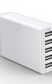 Dock-lader Til iPad Til mobiltelefon Til tablett 5 USB-porter Us Plugg