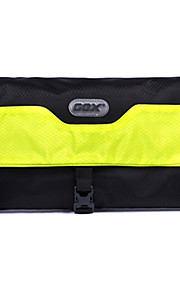 GOX Travel Bag for Unisex Travel Storage Fabric-Orange Yellow Blue
