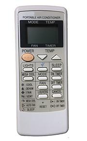 reemplazo para afilada aparato de aire acondicionado de control remoto CRMC-a705jbez CRMC-a663jbez CRMC-a775jbez CRMC-a729jbez