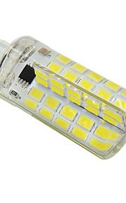 5W G9 E17 E12 E26/E27 LED Bi-pin 조명 T 80 SMD 5730 400-500 lm 따뜻한 화이트 차가운 화이트 밝기 조절 장식 V 1개