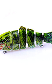 1 pcs Hard Bait Hard Bait Random Colors 0.018 g Ounce mm inch,Plastic General Fishing