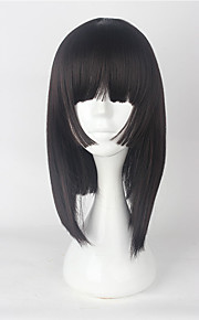 Lolita Wigs Sweet Lolita Lolita Short Black Lolita Wig 45 CM Cosplay Wigs Wig For