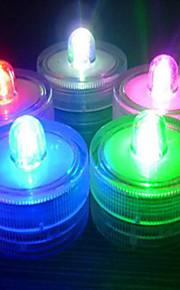 Akvarier LED-belysning Multi-farvet Ugiftig og smagfri LED lampe DC 12V