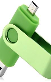 2 i en 64 GB OTG USB 2.0 flash-stasjon for laptop / smarttelefon / pc / mac / notebook etc.