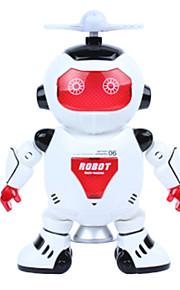 Robô FM Controle Remoto Cantando Dançando Deformação Eletrônica Kids '